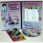 Bob Ross DVD Floral Painting Workshop I: 3 Hour