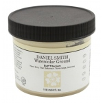 Daniel Smith Watercolor Ground 4oz Buff Titanium: Brown, Jar, 4 oz, Watercolor, (model 284055005), price per each