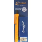 Erase-A-Mark® Fabric Marking Set: Multi, Clamshell, Marking, (model MARK72), price per set