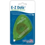 Scrapbook Adhesives™ E-Z Dots® Clear: Round, (model 01640-6), price per each