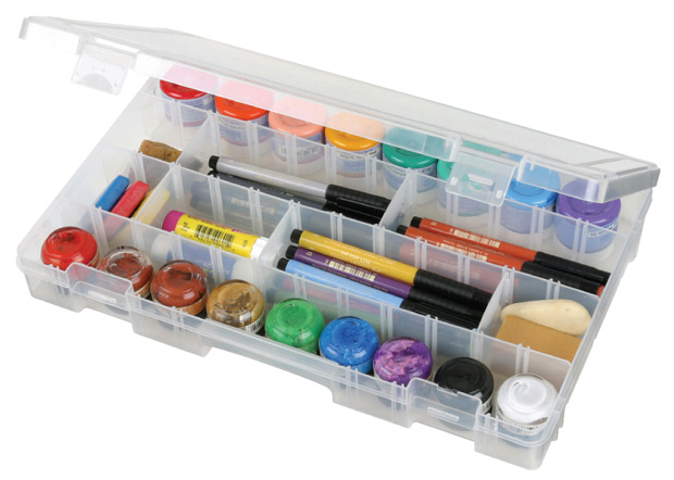 Artbin Solutions™ Box Large, 4 Compartment 5004ab