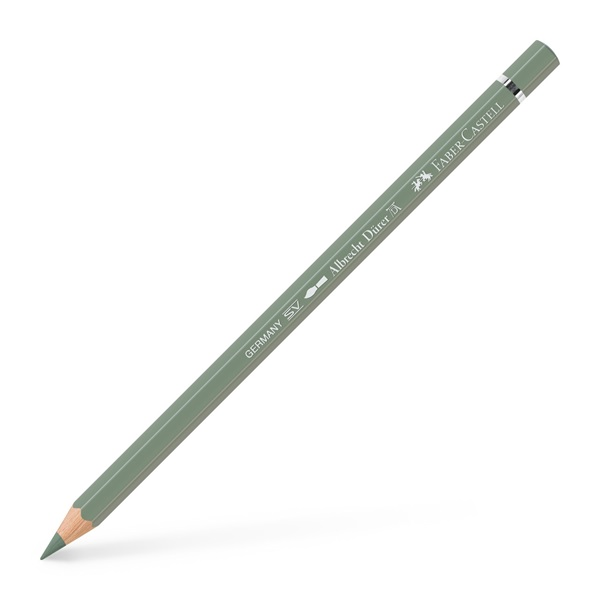 Faber-Castell Albrecht Durer Artists' Watercolour Pencil: Earth Green
