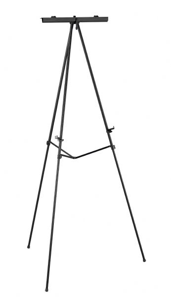 Heritage Arts Da Gama Extra Tall Aluminum Display Easel
