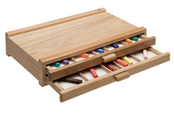 Heritage Arts Pastel Storage Box 2 Drawer