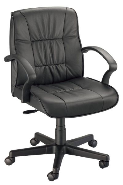 Alvin Art Director Executive Leather Chair Office Height