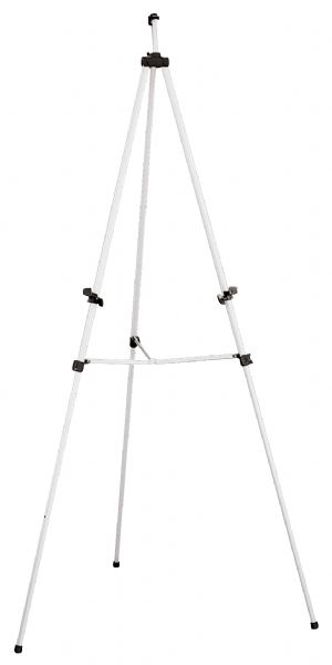Heritage Arts™ Raleigh Aluminum Art/Display Easel: Aluminum, Artist, Display
