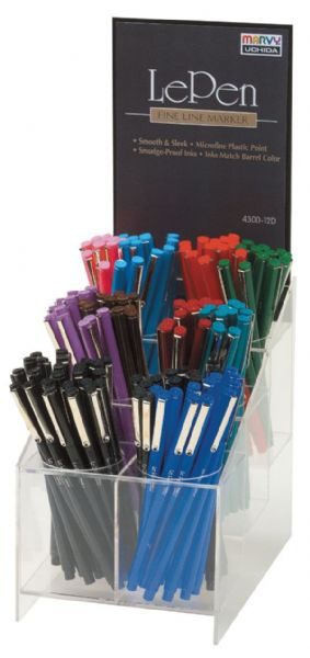 Marvy LePen® Fineline Marker 144-Piece Display