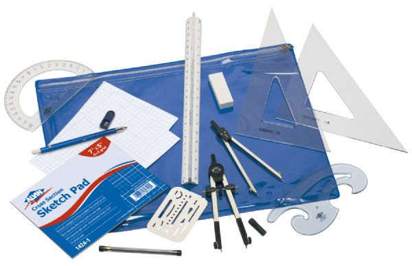 Alvin Basic Beginner's Drafting Engineers' Kit