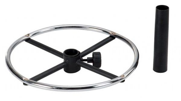 "Alvin 18"" Diameter Chrome Ring"