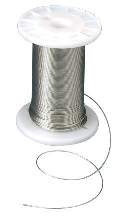 Alvin Nylon-Covered Stainless Steel Wire