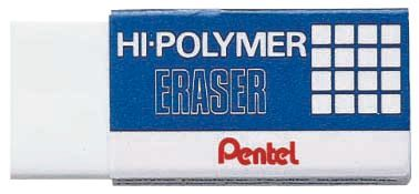 Pentel Lead Eraser Display