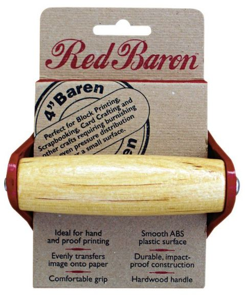 Speedball Red Baron Baren