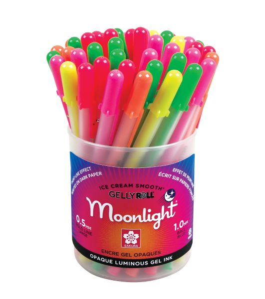 Gelly Roll MoonLight™ Gel Pen Display