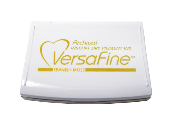 VersaFine™ Fast-Drying Pigment Ink Full Size Pad Spanish Moss