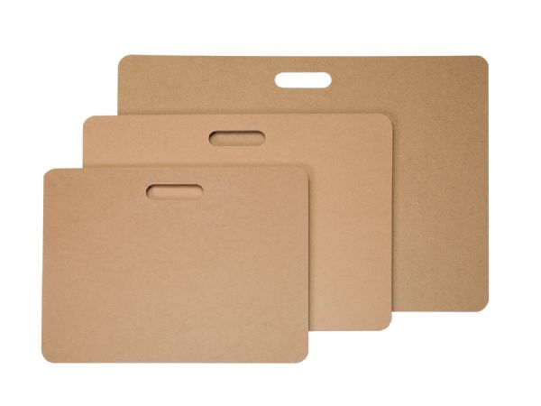 "Heritage Arts™ Masonite Drawing Board 23"" x 31"": Brown, 23"" x 31"", Masonite, Drawing Board"