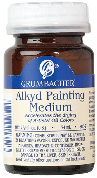 Grumbacher Alkyd Painting Medium