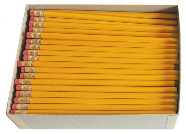 Generic No. 2 Pencils By The Gross