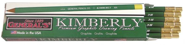 Kimberly® Drawing Pencil 2H