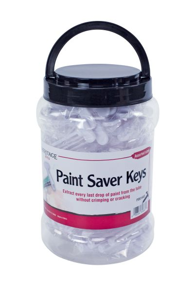 Heritage Arts Paint Saver Key Display