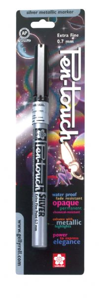 Pen-touch™ Silver Extra Fine Paint Pen
