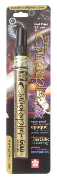 Pen-touch™ Gold Medium Paint Pen
