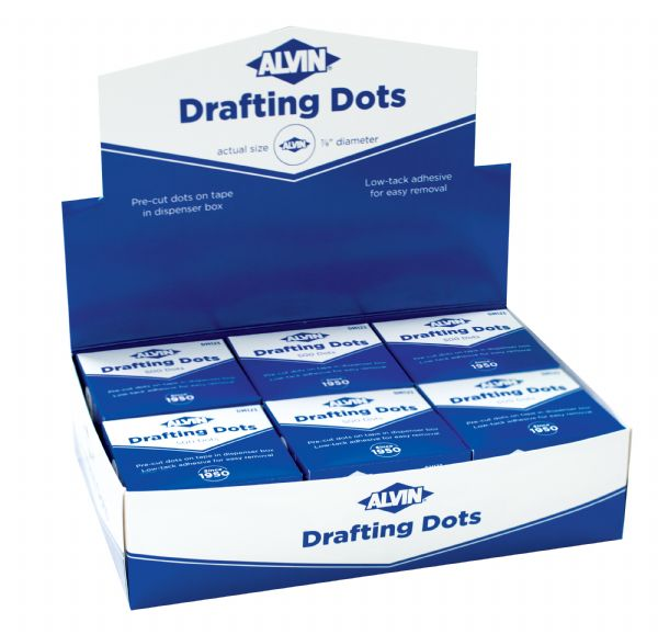 Alvin Drafting Dots Display