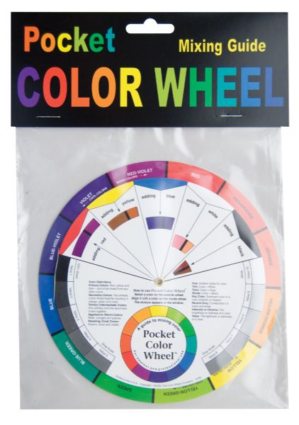 Color Wheel™ Small Color Mixing Guide