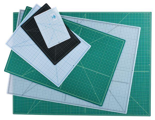 Green Black Professional Self Healing Cutting Mat 48 X 96