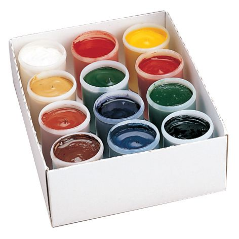 Yarka® Gouache Paint Set