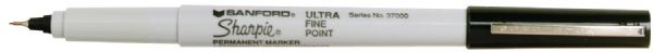 Ultra Fine Point Permanent Marker Black