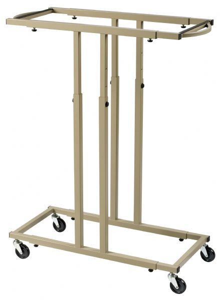 Alvin Mobile Racks For Up To 12 Blueprints