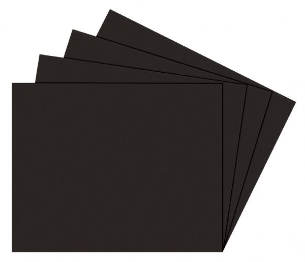 "Alvin Black On Black Presentation Boards 15"" X 20"""
