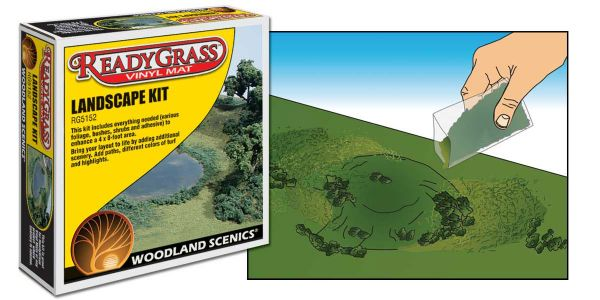 Woodland Scenics Road Kit