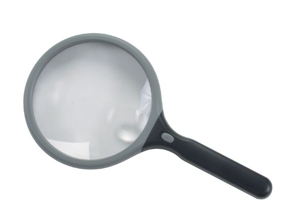 Ultraoptix® 2x/6x Lighted Magnifier