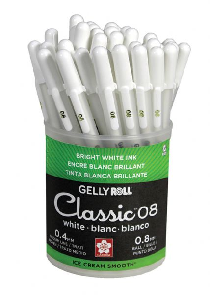 Gelly Roll Medium Point Gel Pen Display