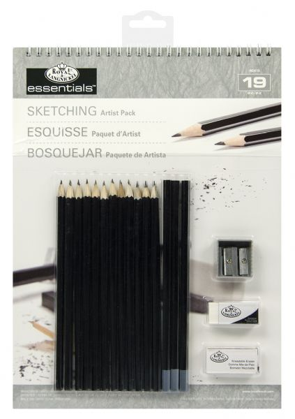 Royal & Langnickel Essentials™ Sketching Artist Pack
