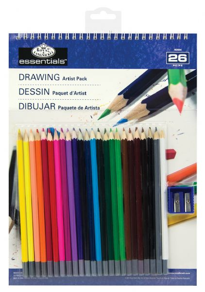 Royal & Langnickel Essentials™ Drawing Artist Pack