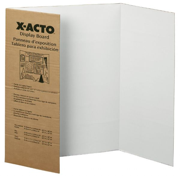 Elmer's 36 X 48 Display Board White