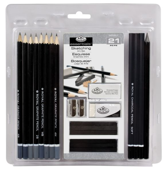 Royal & Langnickel Essentials™ Sketching Set