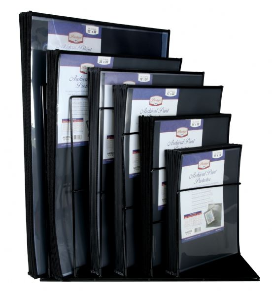 Prestige Archival Print Protectors Display (Wire Rack)