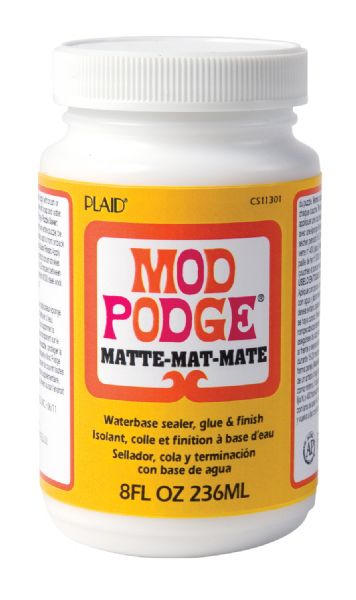 Mod Podge® Original Formula 8 Oz. Matte