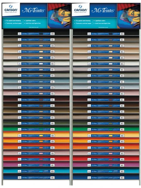 "Canson Mi-Teintes® 19"" X 25"" Sheet Assortment"