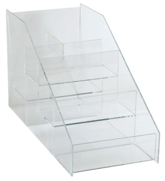 Generic Acrylic Rack 5 Sections