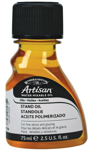 Winsor & Newton Artisan Water Mixable Stand Oil 75ml