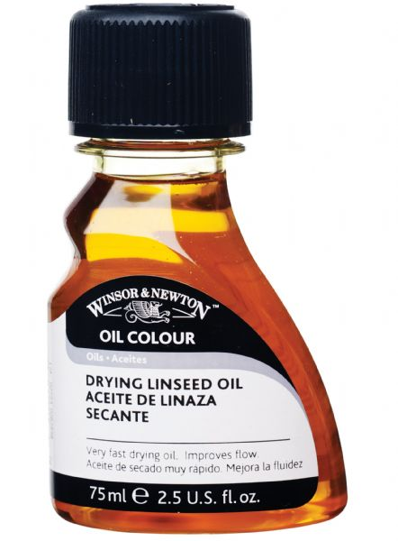 Winsor & Newton Drying Linseed Oil