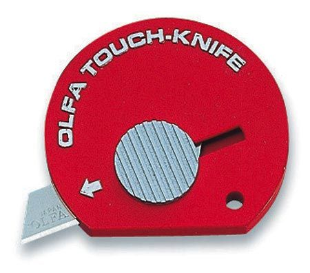 Olfa Touch-Knife® Convenient Size