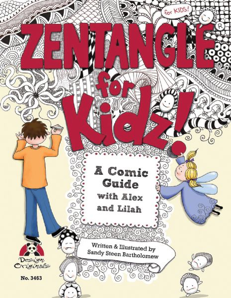 Zentangle® For Kidz! Book