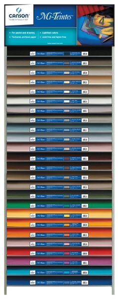 Canson Mi-Teintes® Sheet Assortment
