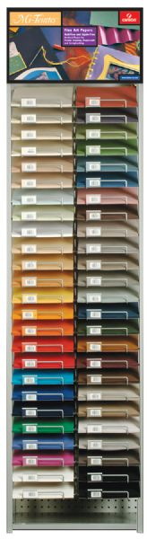 Canson Mi-Teintes® Pastel Paper Assortment Displays