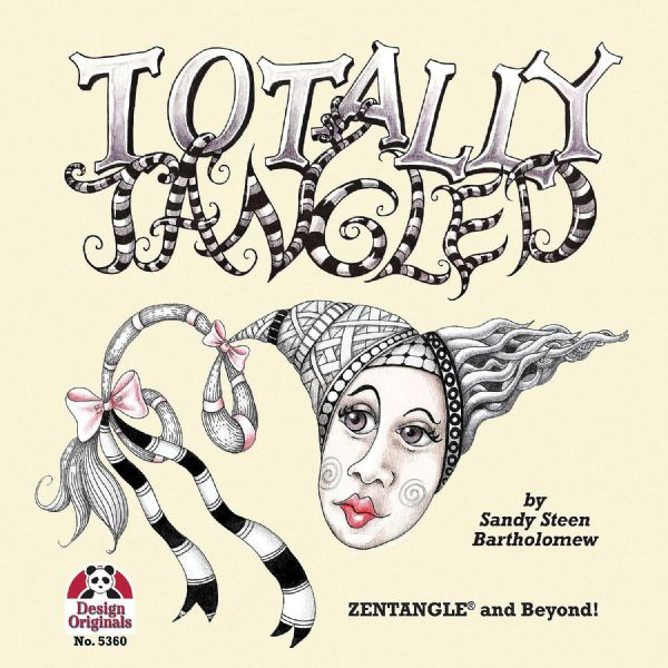 Zentangle® Totally Tangled Book
